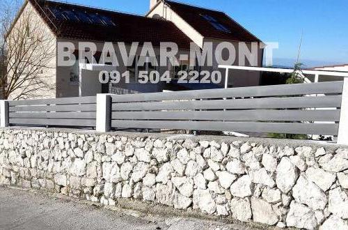 Bravar-Mont-451 moderne kapije i ograde