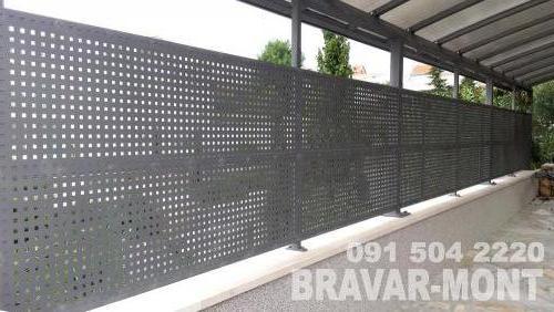 Bravar-Mont-452 moderne kapije i ograde