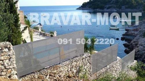 Bravar-Mont-453 moderne kapije i ograde