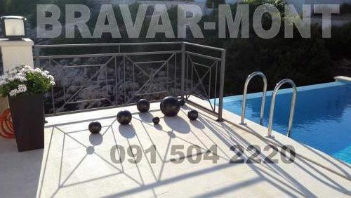 Bravar-Mont-456 moderne kapije i ograde