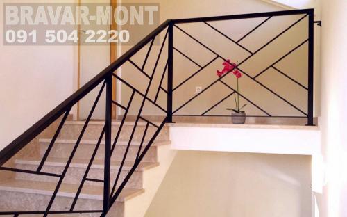 Bravar-Mont-461 moderne kapije i ograde
