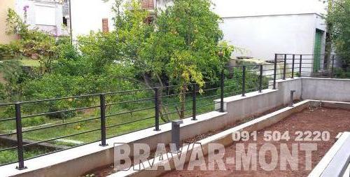 Bravar-Mont-473 moderne kapije i ograde