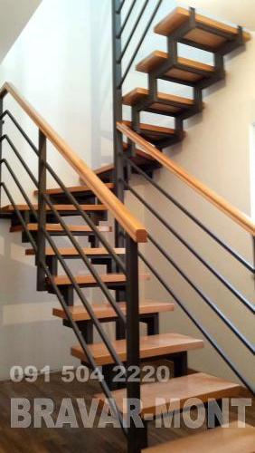 Bravar-Mont-489 montazne celicne stepenice galerije