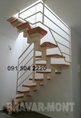 Bravar-Mont-490 montazne celicne stepenice galerije
