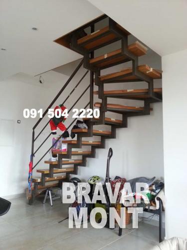 Bravar-Mont-497 montazne celicne stepenice galerije