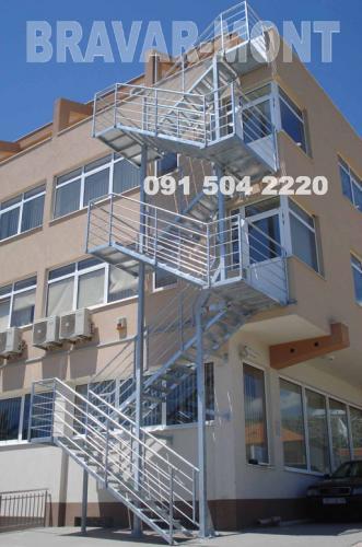 Bravar-Mont-507 montazne celicne stepenice galerije