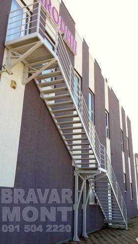 Bravar-Mont-511 montazne celicne stepenice galerije