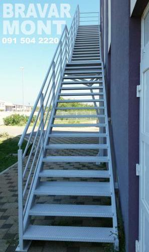Bravar-Mont-513 montazne celicne stepenice galerije
