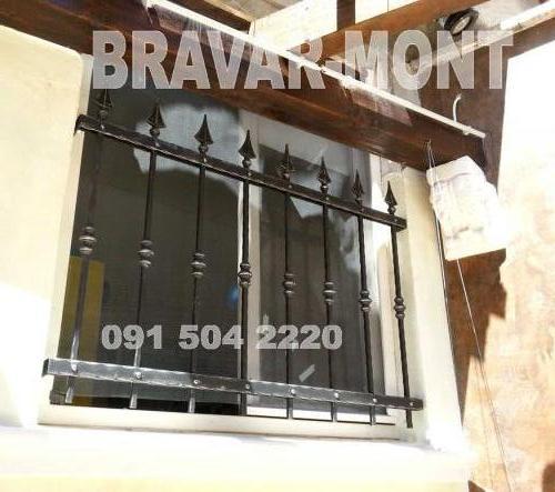 Bravar-Mont-324 ostali kovani elementi