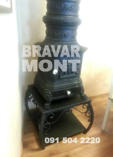 Bravar-Mont-341 ostali kovani elementi