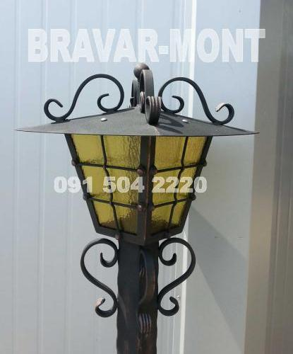 Bravar-Mont-343 ostali kovani elementi