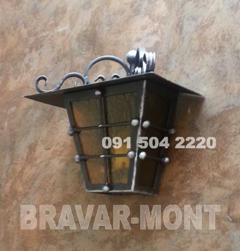 Bravar-Mont-344 ostali kovani elementi